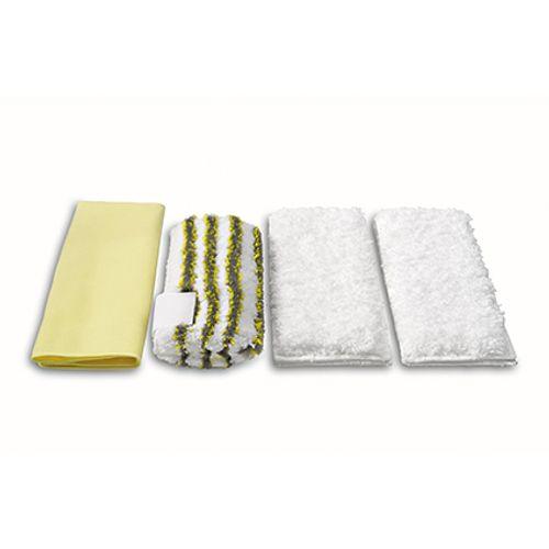 Kärcher microvezel doekenset badkamer 4 stuks