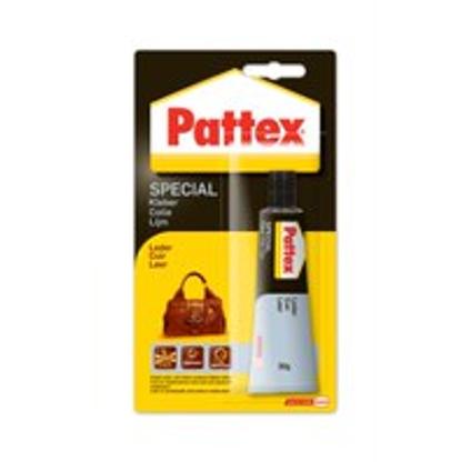Pattex speciaallijm leer 30gr