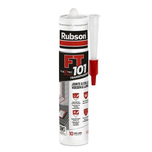 Rubson universele voegkit 'FT101' transparant 300 ml