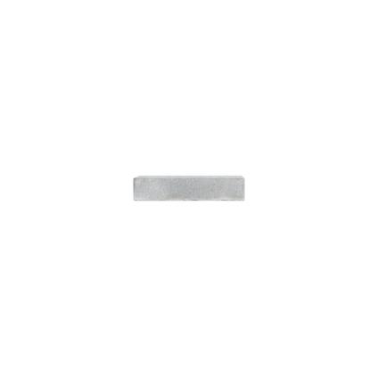 Coeck kassei grijs in-line trommeling 20x30x6cm