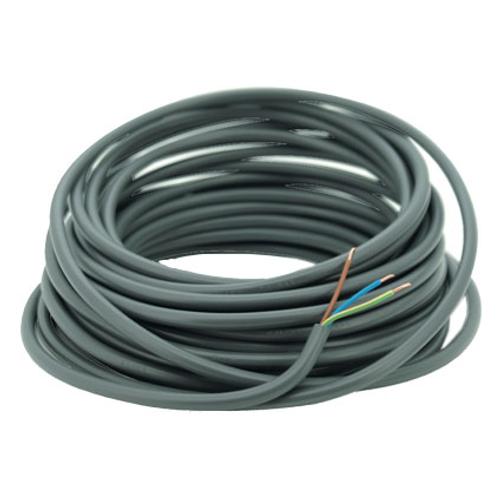 Sencys elektrische kabel 'XVB-F2 3G2,5' grijs 50 m