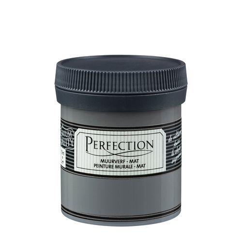 Perfection muurverf tester mat gobigrijs 75ml