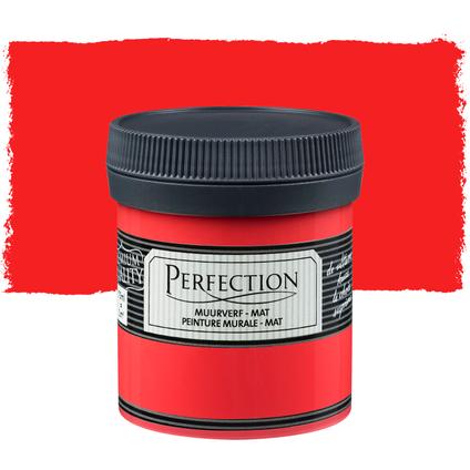 Perfection muurverf tester mat lipstick red 75ml