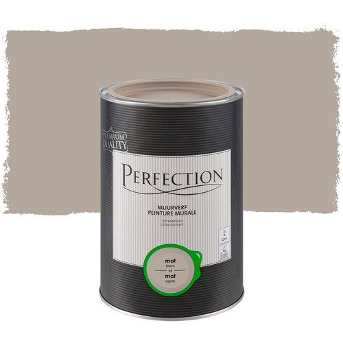 Peinture murale Perfection ultra couvrant argile 1L