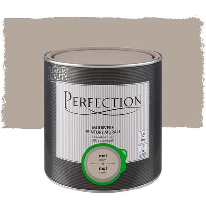 Perfection muurverf ultradekkend mat leem 2,5L