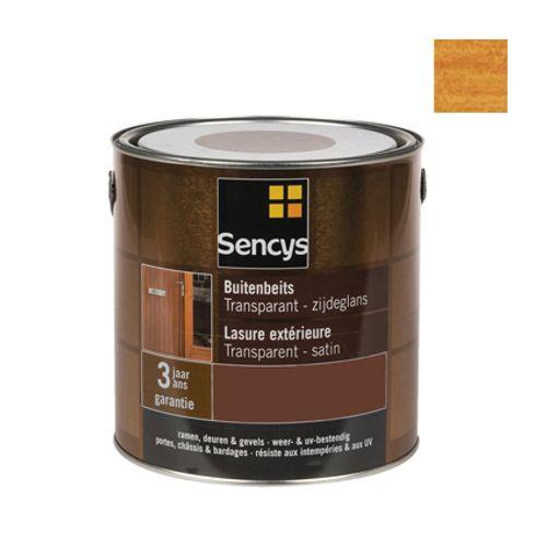 Sencys buitenbeits meranti satijn 750ml