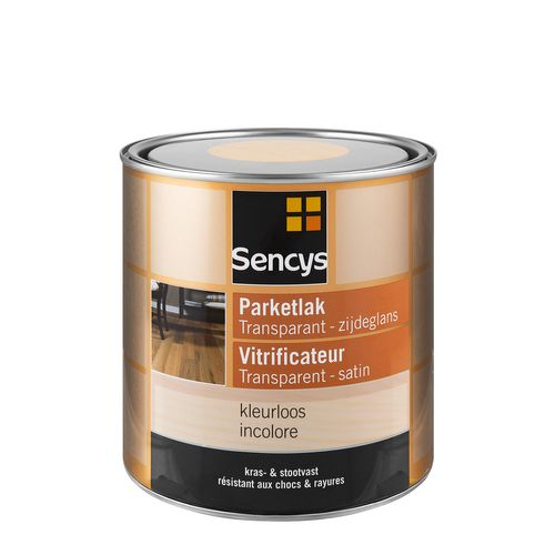 Vitrificateur Sencys transparent satiné incolore 2,5L