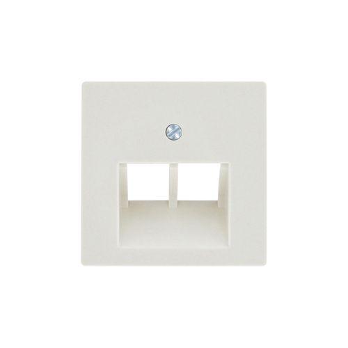 Jung afdekplaat AS500 UAE/UTP crème