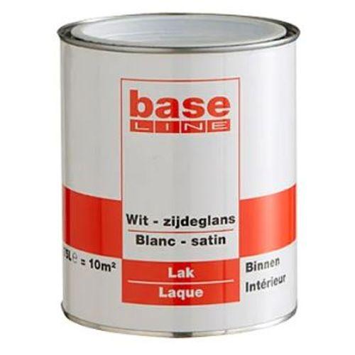 Baseline lak wit hoogglans 2,5L