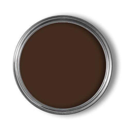 Laque Decomode 'Super Couvrant' brun foncé satin 750ml