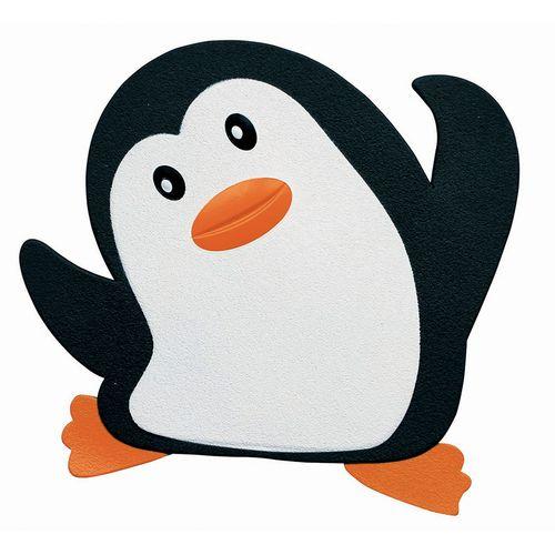 Mini tapis antidérapant MSV Pingy noir/blanc 5pcs