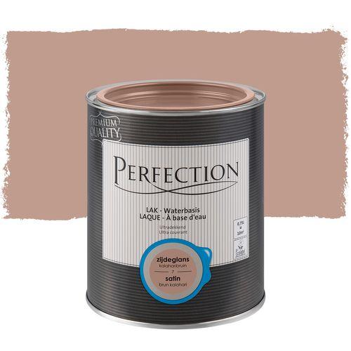 Laque Perfection brun kalahari satin 750ml