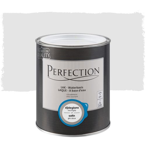Laque Perfection gris doux satin 750ml