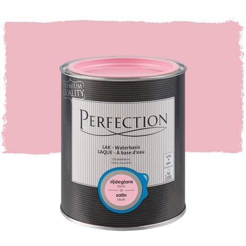 Laque Perfection blush satin 750ml
