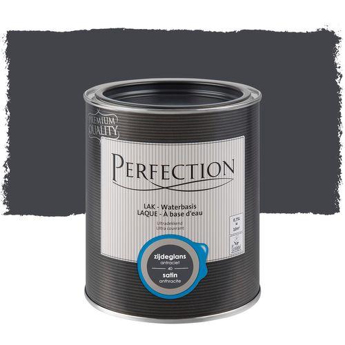 Laque Perfection anthracite satin 750ml