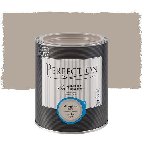 Laque Perfection argile satin 750ml