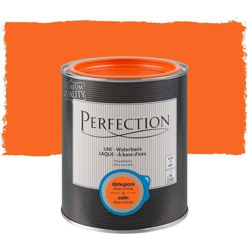 Laque Perfection deep orange satin 750ml