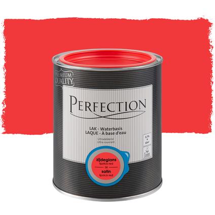 Laque Perfection rouge lipstick satin 750ml