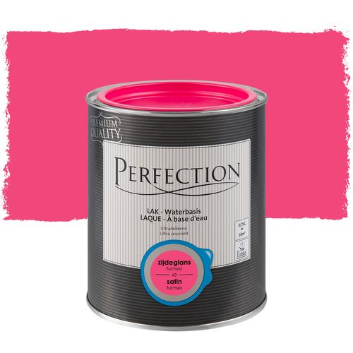 Laque Perfection fuchsia satin 750ml