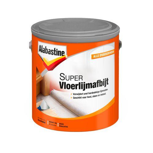Alabastine super vloerlijmverwijderaar 2,5L
