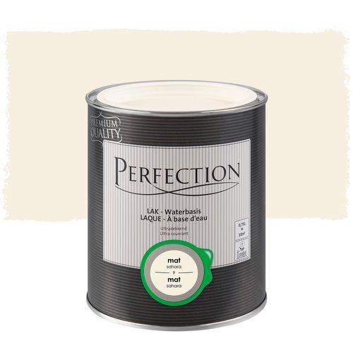 Perfection lak Ultradekkend mat sahara 750ml