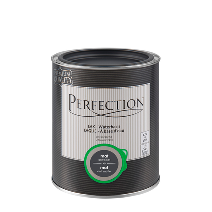 Laque Perfection anthracite mat 750ml