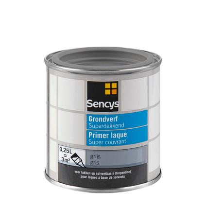 Primer Sencys 'Super Couvrant'  gris 250 ml