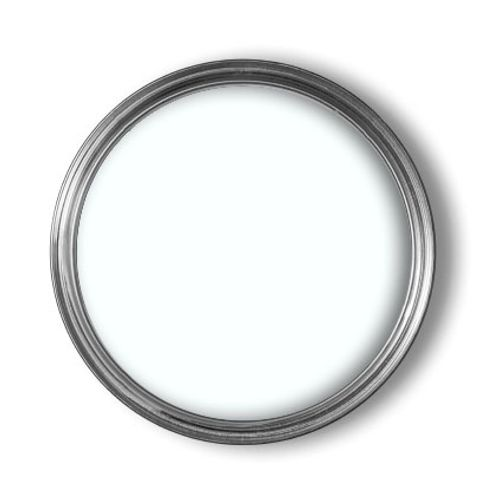 Laque Decomode 'Super Couvrant' blanc pur brillant 2,5L