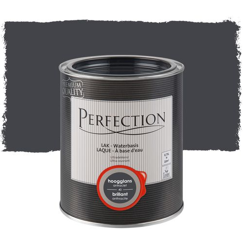 Laque Perfection anthracite brillant 750ml