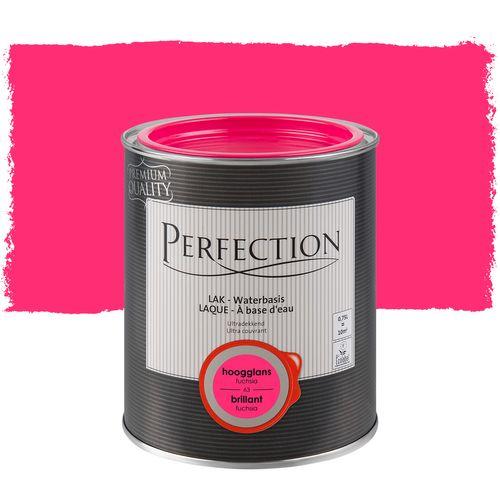 Laque Perfection ultra couvrante fuchsia brillant 750ml