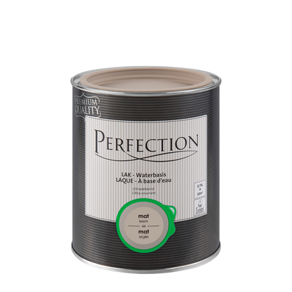 Laque Perfection argile mat 750ml