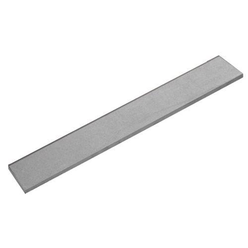 Sierplint Contract zilver 7x60,5cm