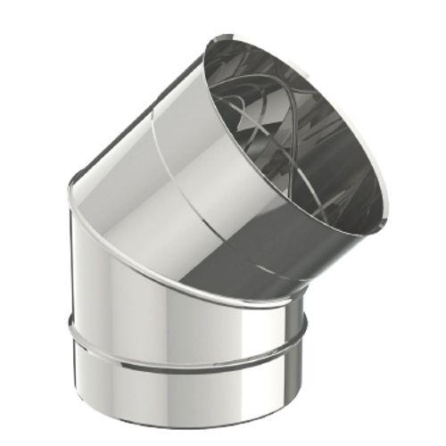 Réduction en acier galvanisé Ø 13,1cm