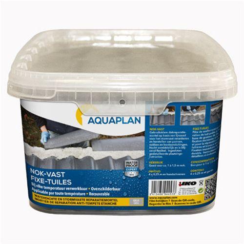 Aquaplan Nok-Vast grijs 4 x 0,25 m