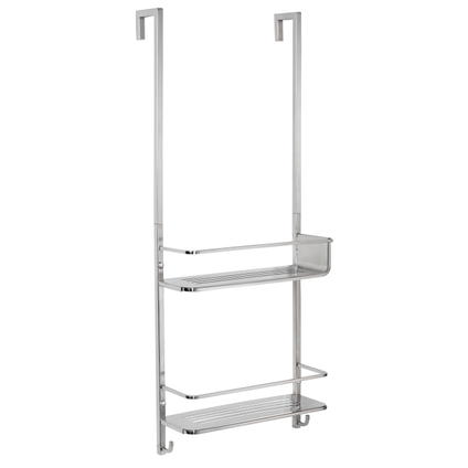 Allibert doucherek 'Palatino' hangend inox