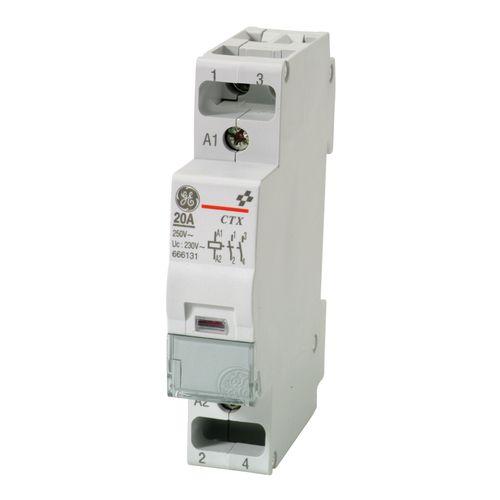 Magneetschakelaar Contax 20A 230V