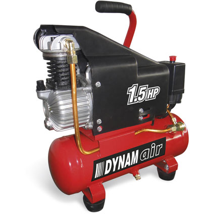 Criko compressor 'Dynam Air' 6L + tacker