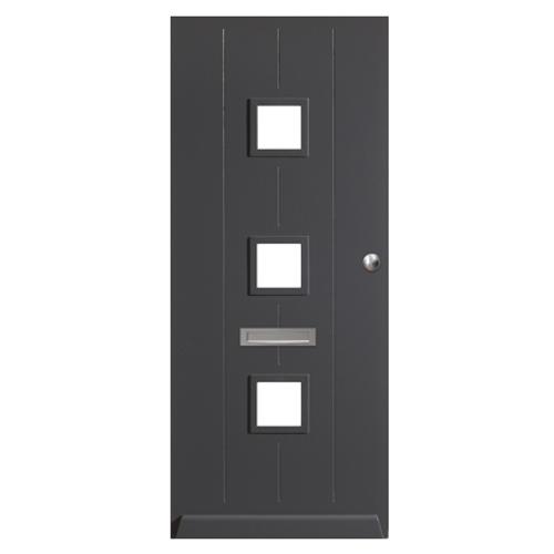 CanDo voordeur ML 715 201,5 x 88cm