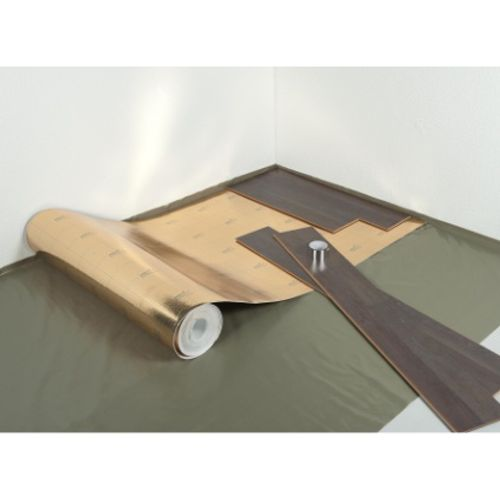 Sencys ondervloer 'Isoflex gold' 10 m²