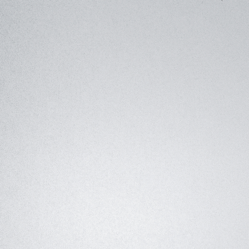 Film électrostatique 'Premium Milky' prédécoupé 90 x 100 cm