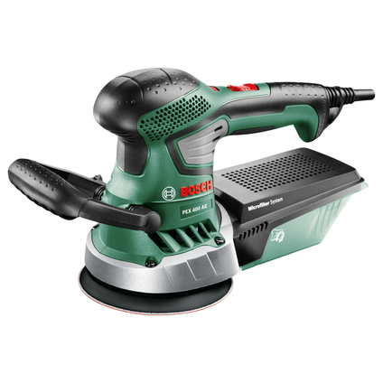 Bosch excentrische schuurmachine PEX400AE 370W