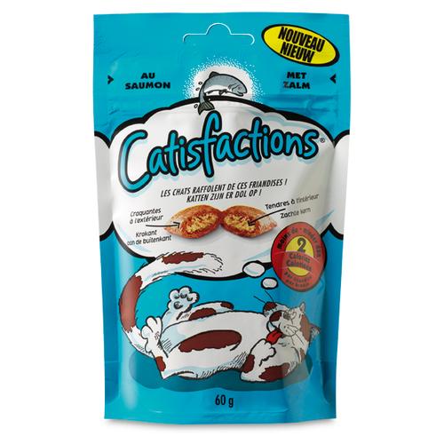 Catisfactions zalm 60 gram