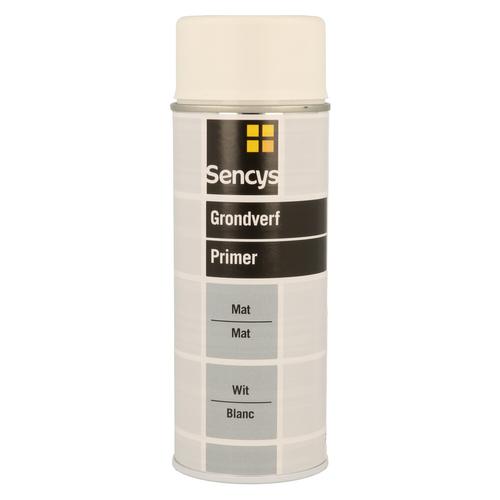 Sencys primer wit 400ml