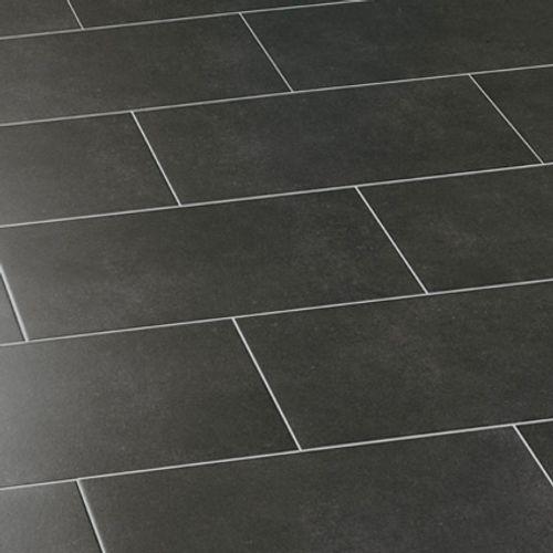 Carrelage sol 'Infinity' gris 30 x 60 cm