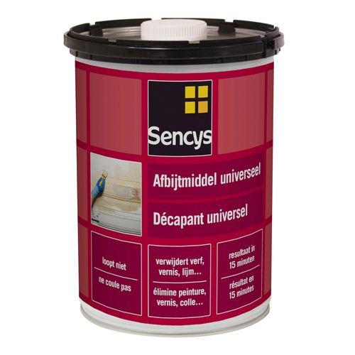 Sencys Universeel Afbijtmiddel  2.5L