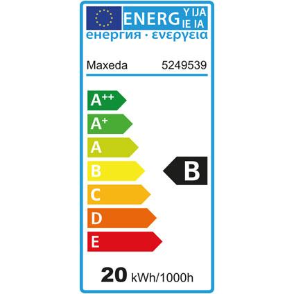 Ampoule halogène Eco Sencys MR16 18W GU5.3 2 pcs