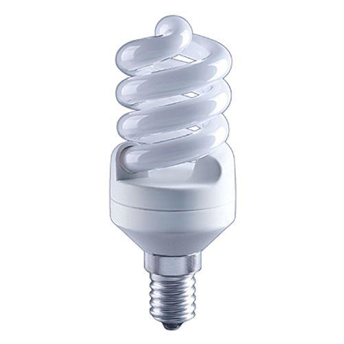 Sencys spaarlamp 2700 8W E14 (kleine fitting) 2 stuks