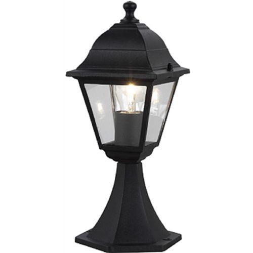 Baseline lantaarnpaaltje 'Palma' 60 W mat zwart