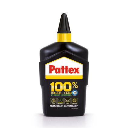 Pattex lijm '100 p/c' 200gr
