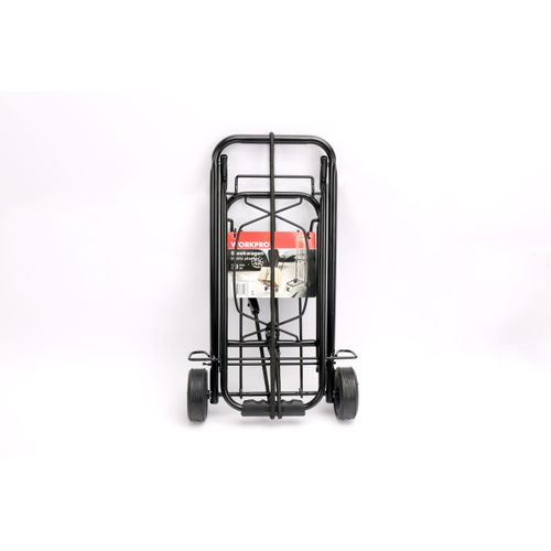 Diable pliable WorkPro acier 30 kg
